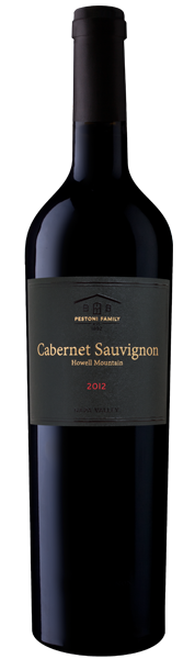 2012 Howell Mountain Estate Cabernet Sauvignon Product Image