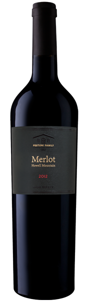 2012 Merlot Howell Mountain Product Image