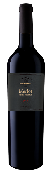 2013 Merlot Howell Mountain Product Image
