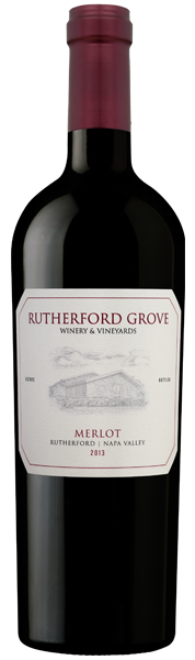 Product Image for 2013 Rutherford Grove Estate Merlot