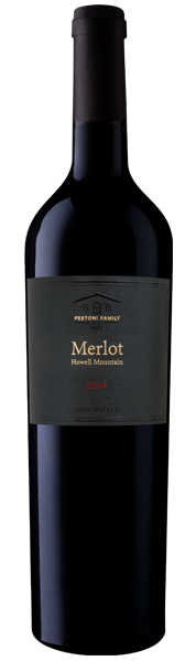 Product Image for 2014 Howell Mountain Estate Merlot