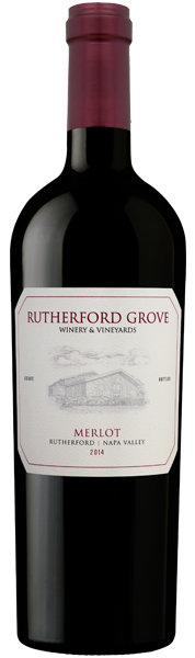 Product Image for 2014 Rutherford Grove Estate Merlot