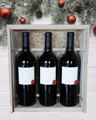 2013 PF Domingos Bros HM Red Blend 3pk Product Image