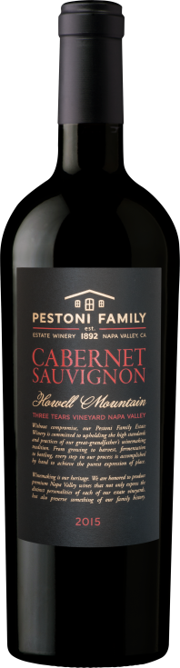 2015 Howell Mountain Cabernet Sauvignon Product Image