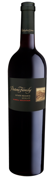 Product Image for 2009 Howell Mountain Estate Merlot