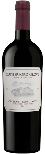 2014 Rutherford Estate Cabernet Sauvignon Product Image